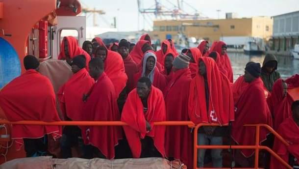 Нелегальная миграция в ЕС на самом низком уровне с 2013 года