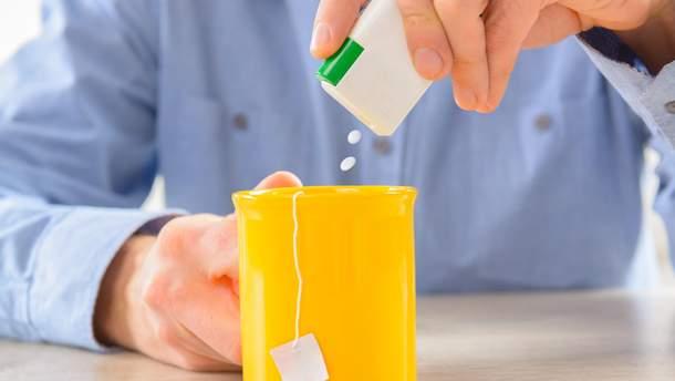 Заменители сахара неэффективны при похудении, – ученые