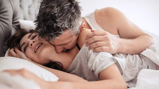 Потеря желания во время секса