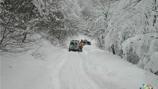 Влада окупованого Криму закрила гірську дорогу на Ай-Петрі