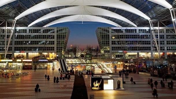 Аеропорт Мюнхена