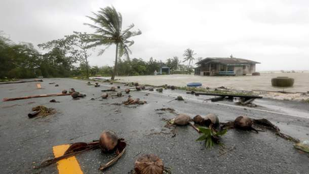 У Таїланді вирує ураган Пабук: кількість жертв зростає