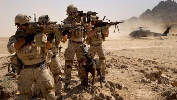 США планують залишити частину військ на півдні Сирії