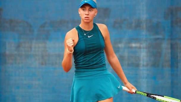 Лопатецька виграла третій титул на професійному рівні.