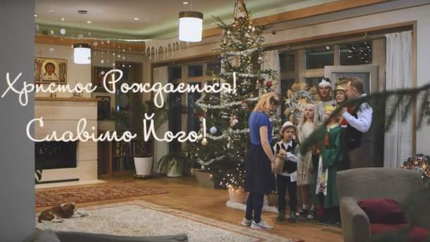 Андрей Садовый поздравил украинцев с Рождеством