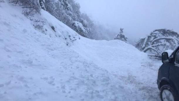 В Крыму предусматривают ухудшение погодных условий