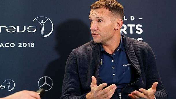 Шевченко назвал фаворита Лиги чемпионов