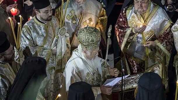 Сьогодні розпочинається нова сторінка в історії України, – Варфоломій про Томос для ПЦУ