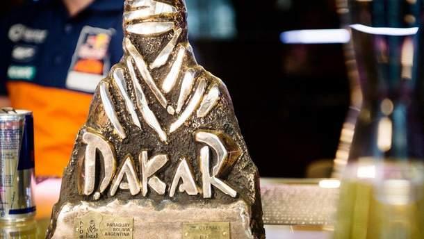 Дакар 2019