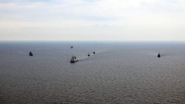 Атака Кремля на Азові: прикордонники РФ стріляли з гармати по українських кораблях