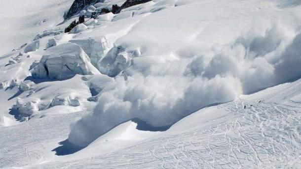 Рятувальники розповіли про сніголавинну небезпеку