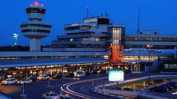 В немецкой столице бастовало 2 ведущих аэропорта