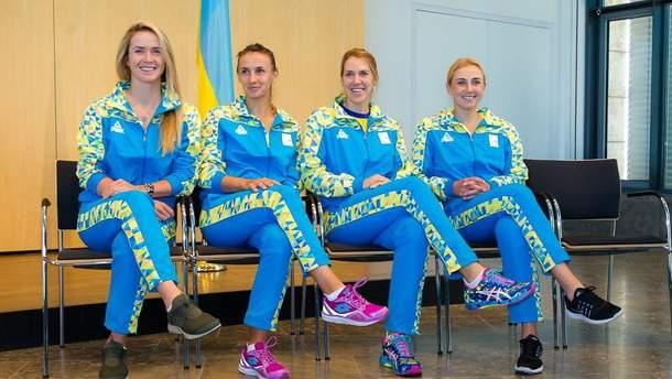 Жіноча збірна України з тенісу