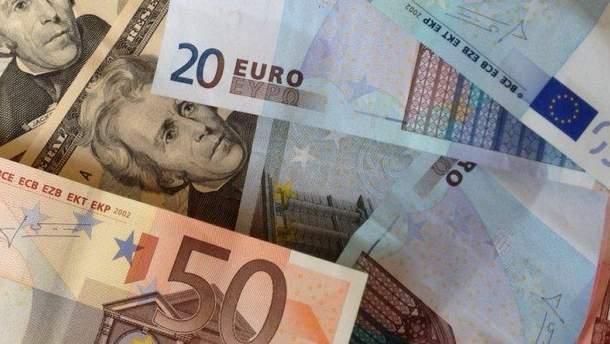 Курс валют НБУ на 09.01.2019: курс долара, курс євро