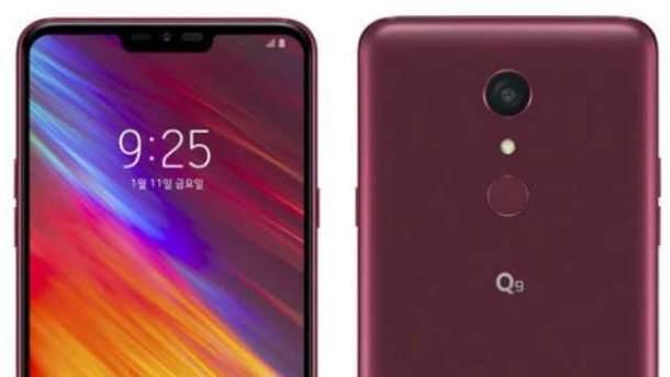 LG Q9: характеристики