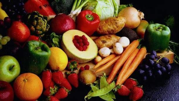 Украинские технологи экспериментировали с овощами и фруктами