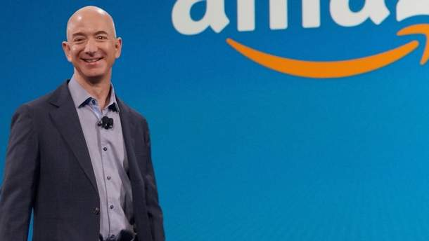 Засновник  Amazon Джефф Безос