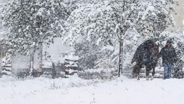 """""""Сибірська снігова бомба"""" може вдарити по Великобританії"""