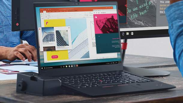 Lenovo ThinkPad X1 Carbon: фото, характеристики, ціна