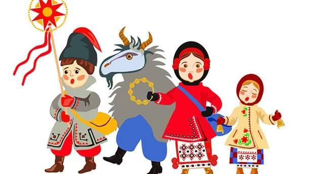Українські щедрівки для дівчат: текст - слухати пісні онлайн