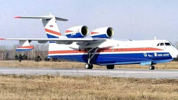 Российский самолет-амфибия