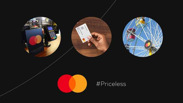 Mastercard изменила свой логотип