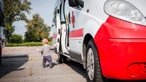 Перша допомога - як правильно надати першу швидку допомогу