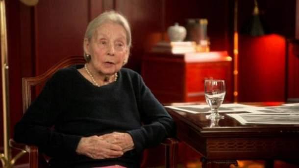 Умерла Бабс Симпсон - главред журнала Vogue Бабс Симпсон умерла в 105 лет