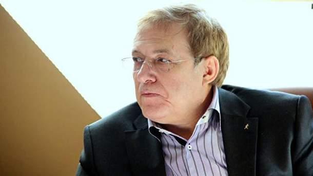 Помер журналіст Сергій Кичигин