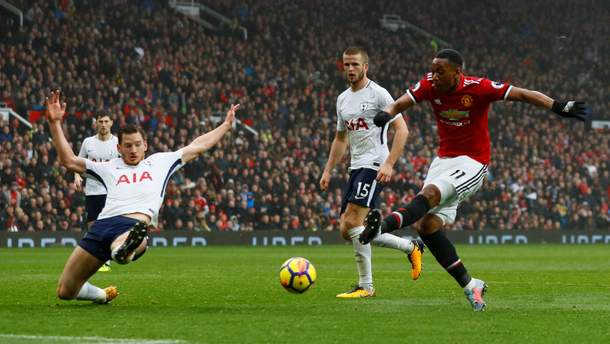 Тоттенхем - Манчестер Юнайтед: де дивитися онлайн