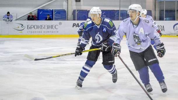Ледяные Волки разгромно уступили МХК Динамо