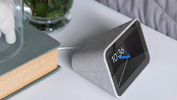 Lenovo Smart Clock: характеристики и цена