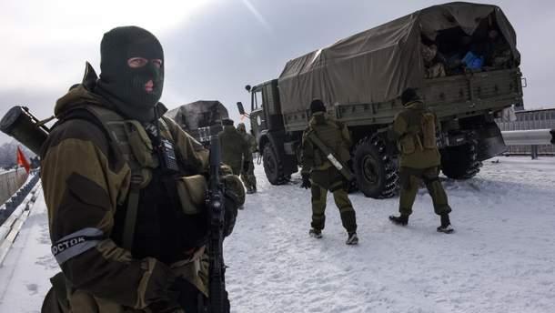 Розвідка повідомляє про втрати серед бойовиків на окупованому Донбасі