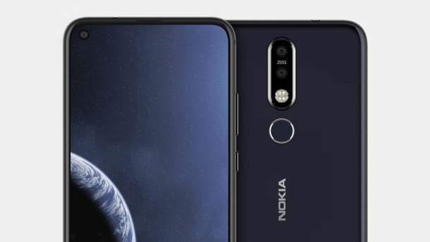 Nokia 8.1 Plus: фото