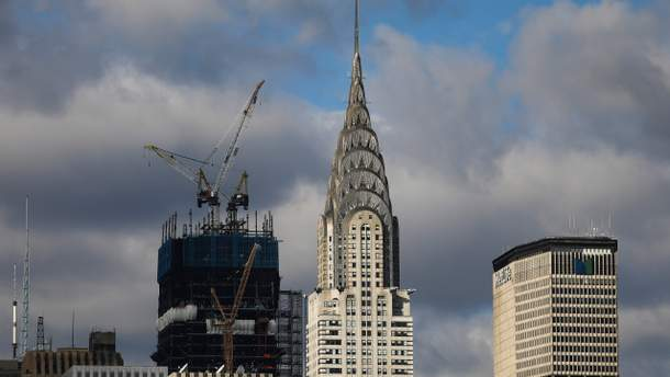Chrysler Building виставлений на продаж