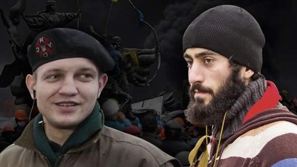 Перші смерті на Майдані: Сергій Нігоян та Михайло Жизневський