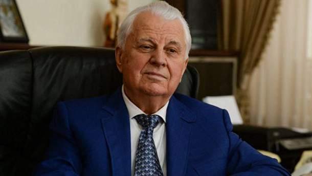 Экс-президент Леонид Кравчук убежден, что Россия вернет оккупированный Донбасс