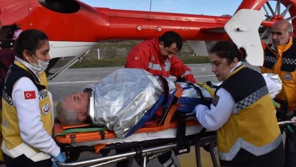 Авария судна возле берегов Турции: почему не всех членов экипажа удалось спасти