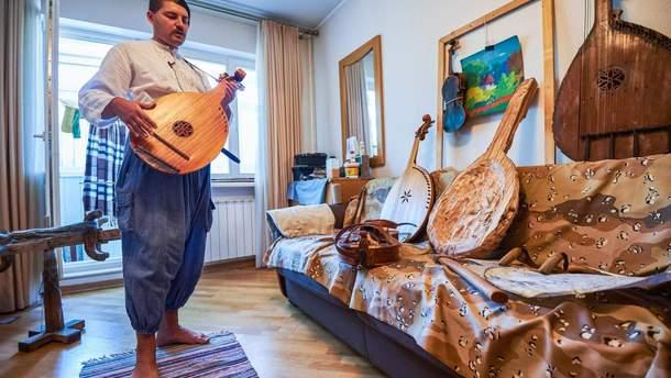 Кобзар Назар Божинський