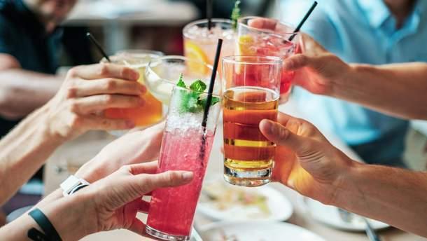 Який алкоголь найшкідливіший - рейтинг