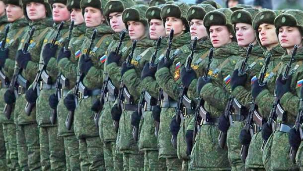На сьогодні Росія здатна проводити широкомасштабні наступальні операції