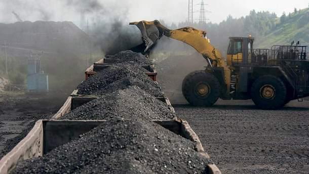 Скільки вугілля Росія вивозить з окупованого Донбасу