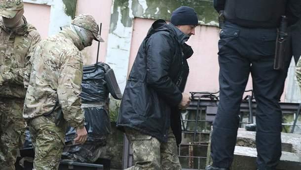 Россия может в 2019 году обменять захваченных украинских моряков