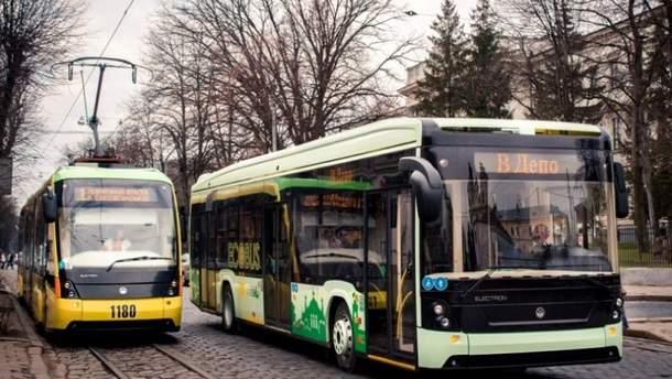 Громадський транспорт у Харкові