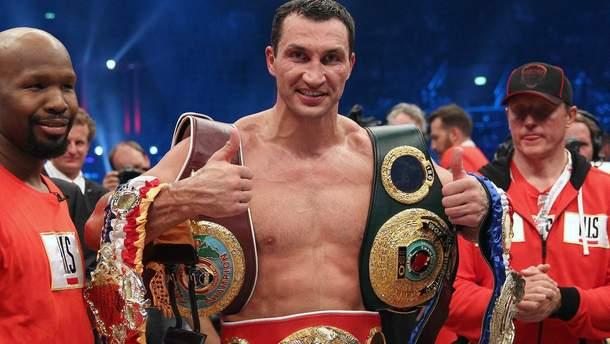 Володимир Кличко може повернутися на ринг