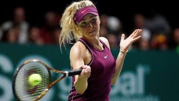 Элина Свитолина может возглавить рейтинг WTA