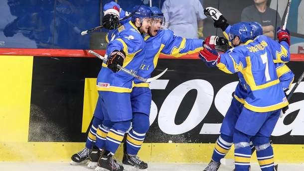 Мужская сборная Украины по хоккею