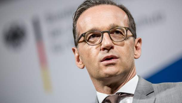 Министр иностранных дел Германии Гайко Маас