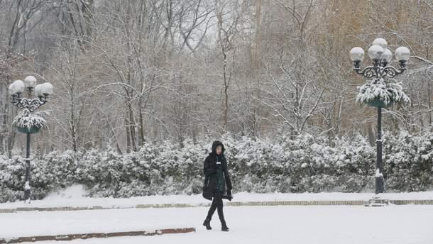 Погода 12 січня 2019 Україна - прогноз погоди від синоптика
