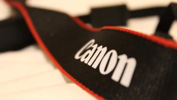 Нова камера Canon зможе знімати відео 8K